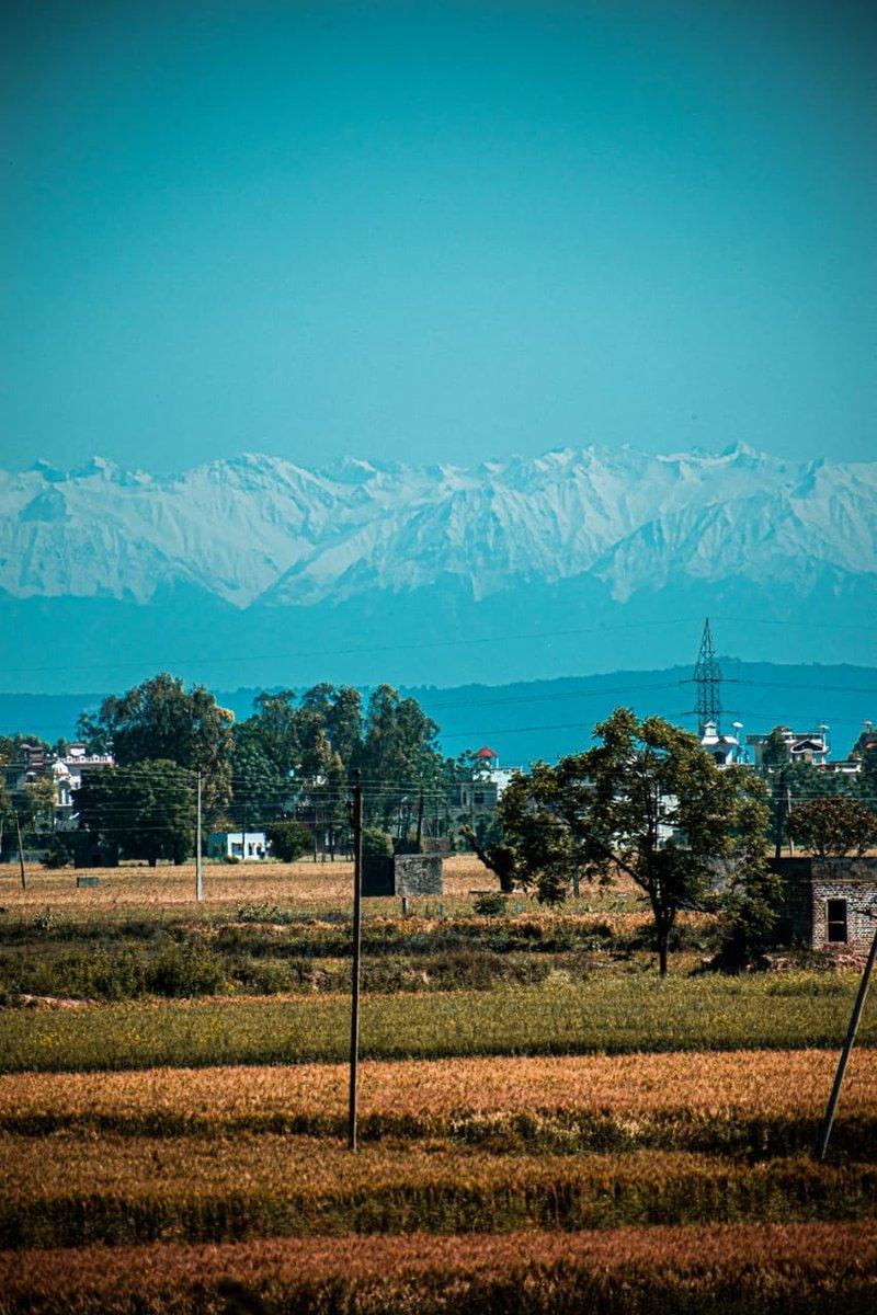 News Burst 10 Aprile 2020 - Himalaya innevata