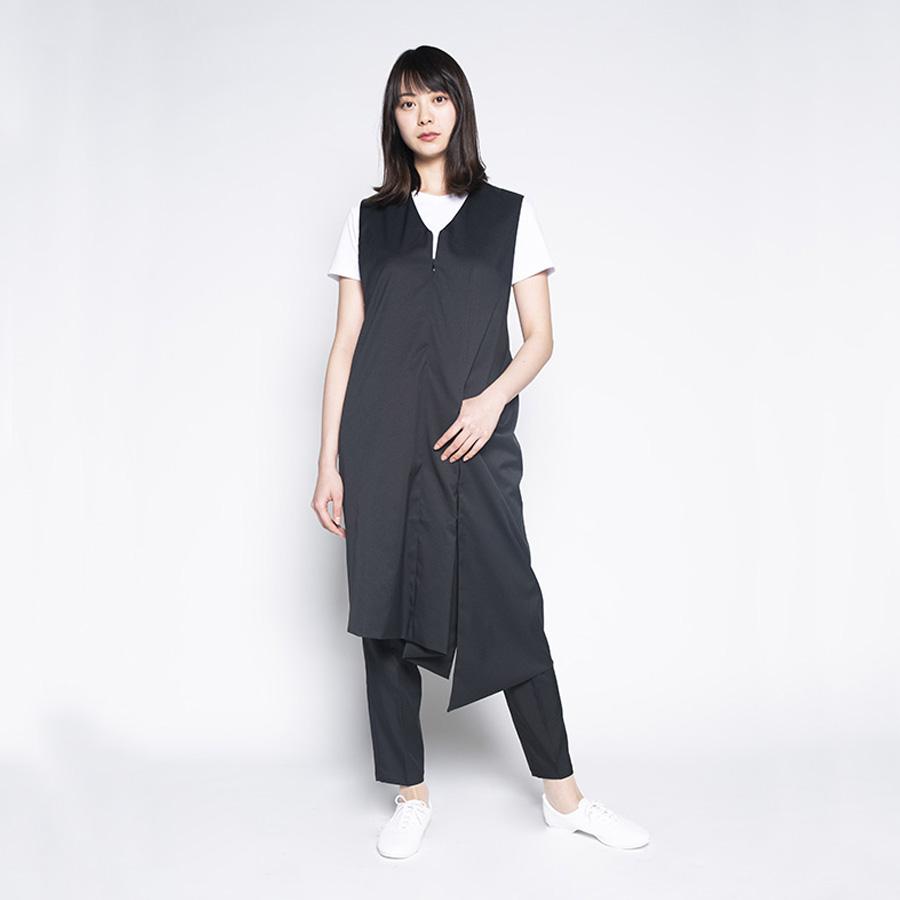 """スーツに見える作業着「ワークウェアスーツ」、4月8日(水)10時から アクティブな女性に向けた""""スウィングシリーズ""""をWEBサイトで販売開始  @PRTIMES_JP"""