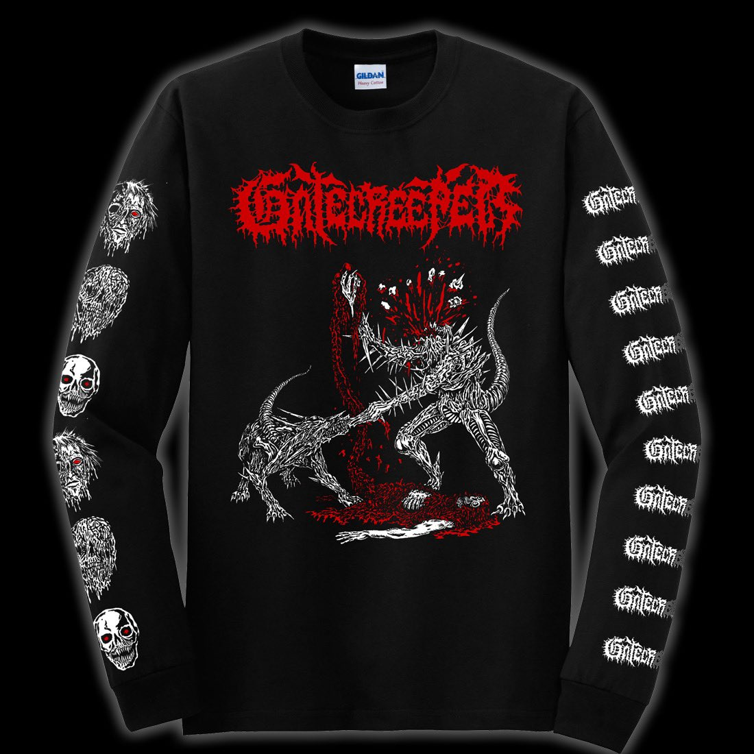 FREE SHIPPING IN THE USA for this week only!!! gatecreeper.bigcartel.com