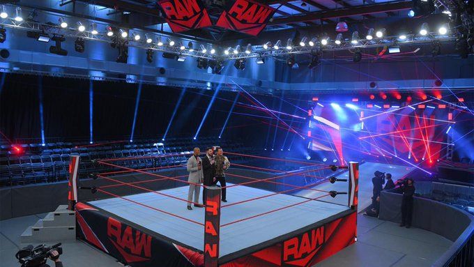 WWE Changing Turnbuckles, Ropes And More To Protect Talent From Coronavirus During Tapings