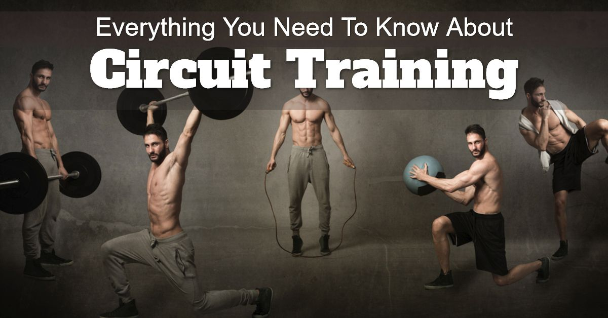 #CircuitTraining is arguably the most effective #workout used today for rapidly increasing muscular strength and #fitness at the same time. Here are 4 variations to try that will take your training to a whole new level!