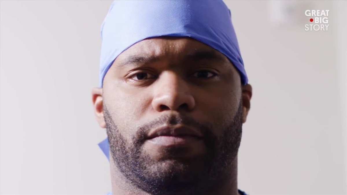My day-to-day life would be taking out brain tumors...but this has called for all hands on deck, different medical personnel from all over the hospital... its just been an adjustment for our whole hospital and healthcare system.-@MyronRolle on now with @VeniceMase & @LAIreland