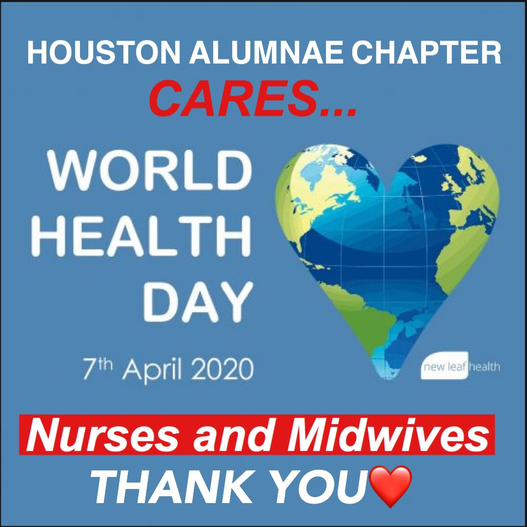 """YOU MATTER! The HAC presents """"Virtual Gratitude Week"""". Throughout the week we will highlight healthcare professionals  giving of their time and service to support our nation. Shoutout a nurse or midwife and let them know.... HAC CARES .  #DST1913 #DSTHAC #ServiceInOurHeart <br>http://pic.twitter.com/JnXPOJtwZk"""