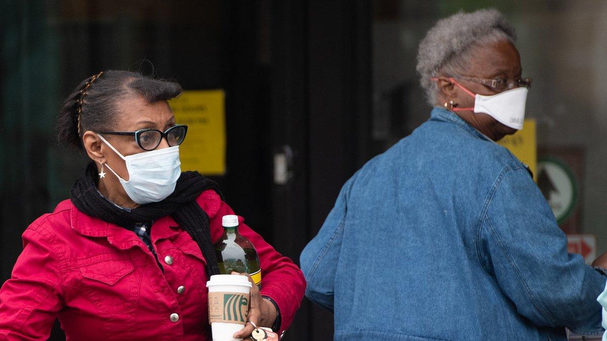 Coronavirus is hitting #black Americans hardest, White House says