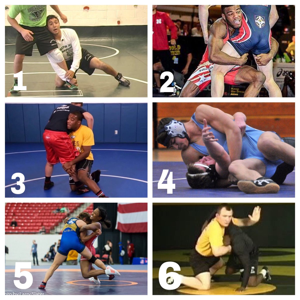 You can only choose 2! @FloWrestling @MatScoutWillie @jasonmbryant @MarkSBader