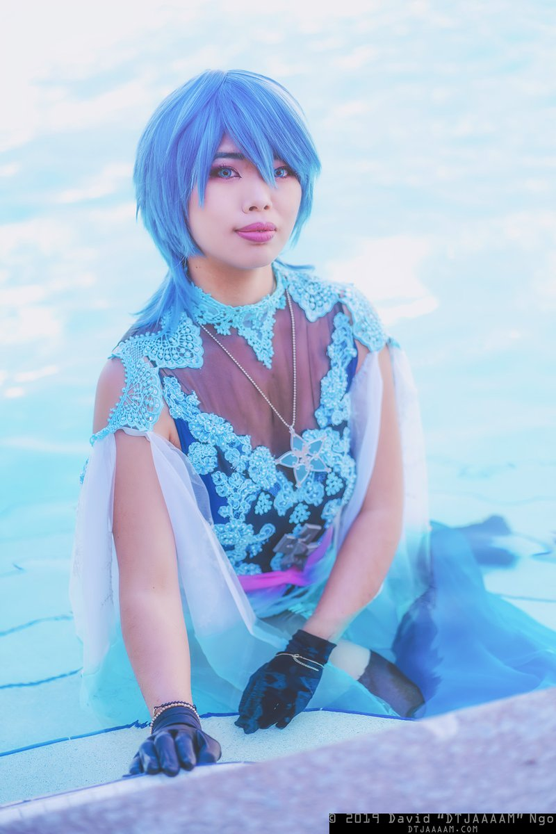 Aqua cosplayed by @xXSnowFrostXx!  #cosplay #holidaymatsuri #holidaymatsuri2019 #holmat #holmat2019 #kingdomheartspic.twitter.com/HFVJHSsE9v