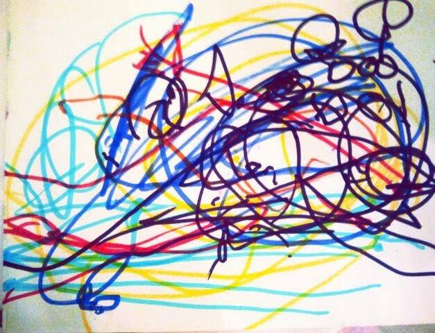 ¡Vamo'a pintal! -Echa a correr a la estancia y comienza a pintar las paredes- ¡Mileeeen cómo pintamosh todo poque no hay adutooooos!pic.twitter.com/tRKMMjXRgU