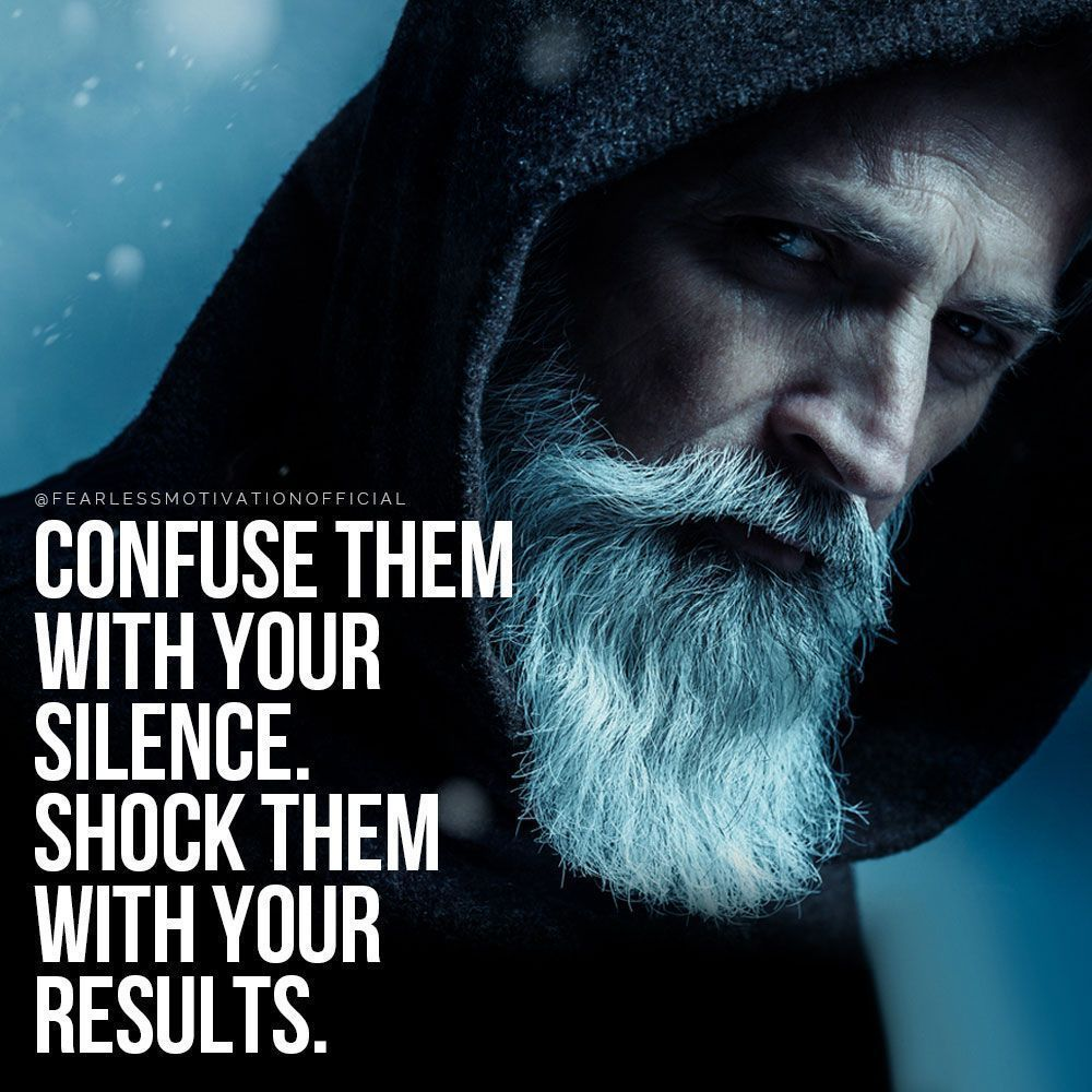 Confuse them. Then silence them.