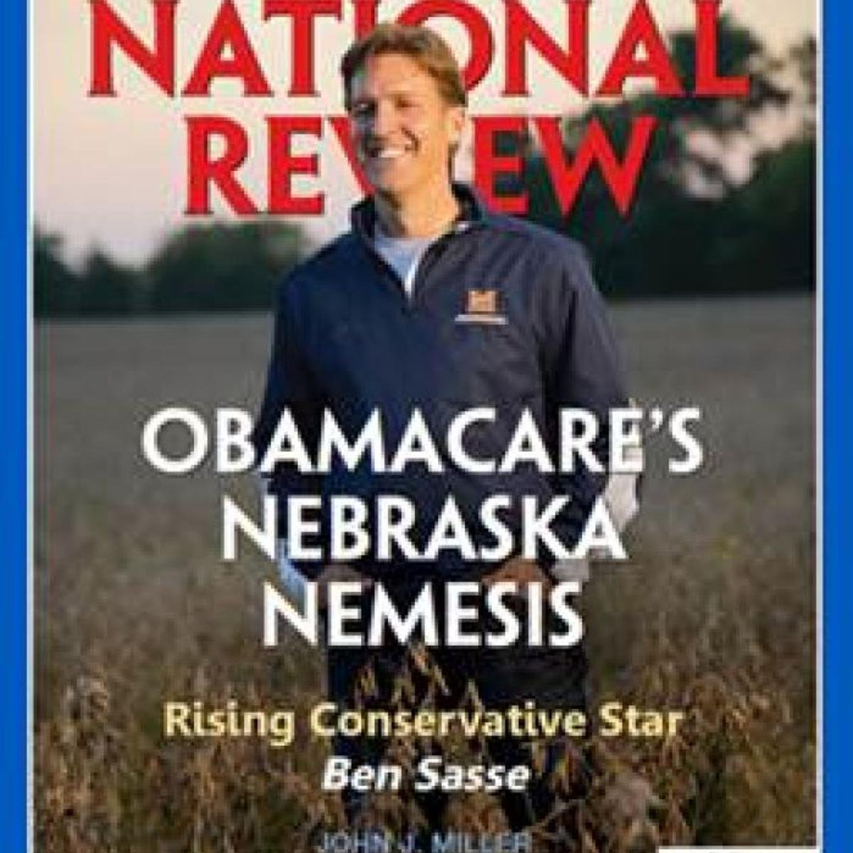It's been almost 7 years and Sasse still hasn't produced an Obama Care replacement plan.  #NeSenpic.twitter.com/3WJM6vhmp4