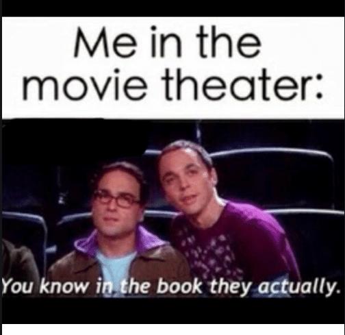 Ha ha! #moviememes #memesaboutmovies #humor #sillymemes #movielovers #movietheatermemes #ilovemovies #sheldon #thebigbangtheory #leonard #moviesandtvmanpic.twitter.com/4EnDqVoHKn