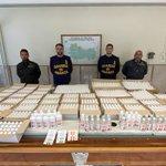 Image for the Tweet beginning: Carini, sequestrati 1600 flaconi di