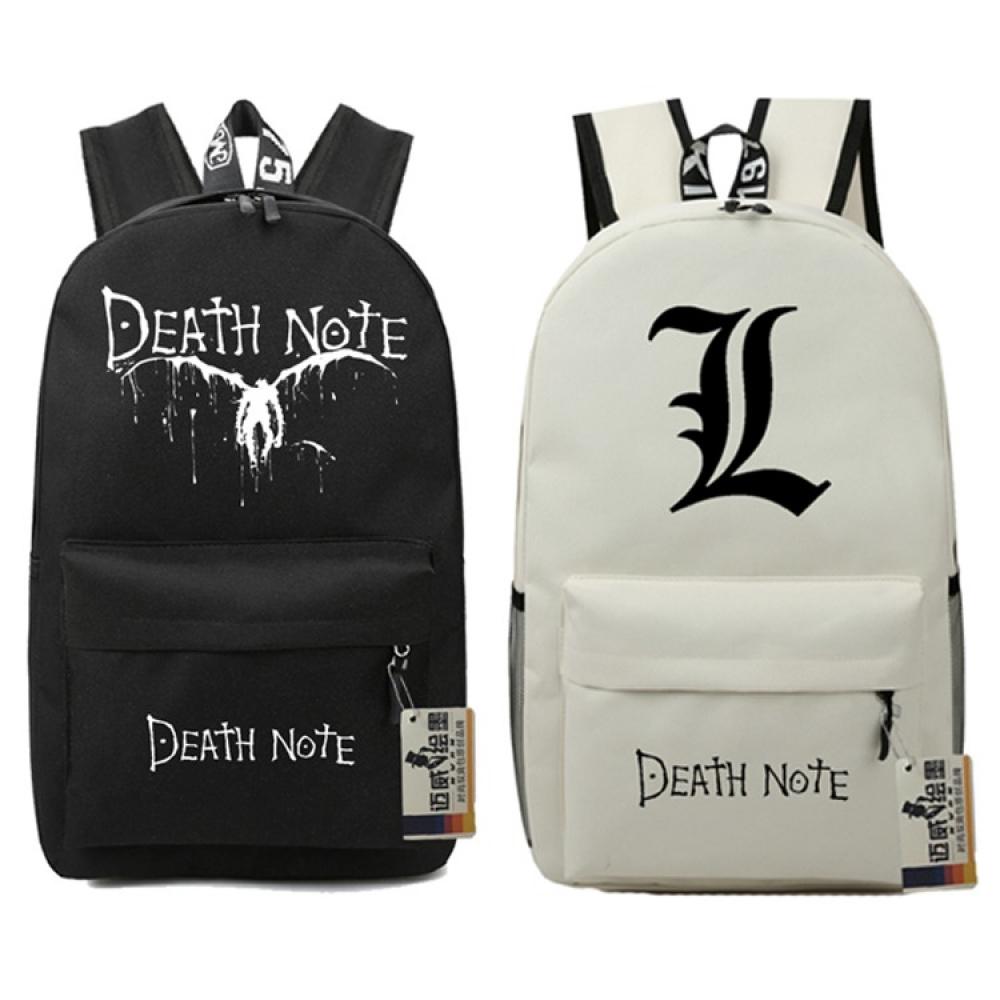 #yaoi #animeworld Beautiful Death Note Laptop Backpack pic.twitter.com/LbNLO2WFIJ
