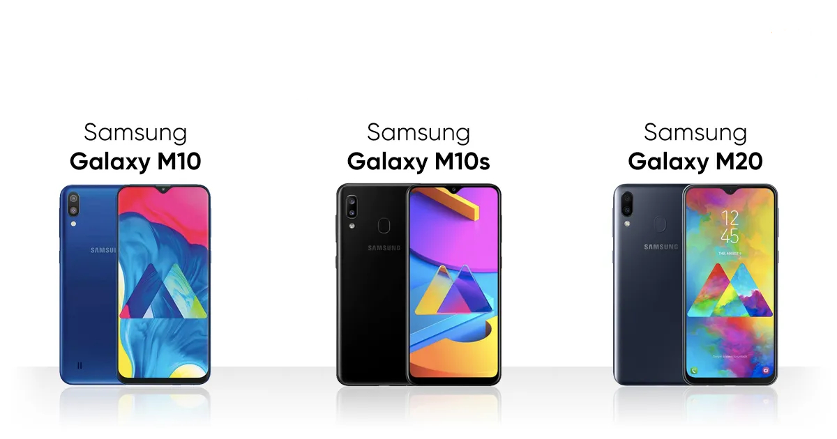 Samsung has discontinued #GalaxyM10, #GalaxyM10s, #GalaxyM20  in India, not available on website anymore.   Check available smartphones here: https://in.ohmyfind.com/search/samsung?cat=13-mobiles …pic.twitter.com/FopTWuVSFT