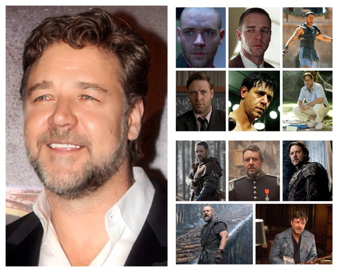 Happy 56th Birthday to Russell Crowe!