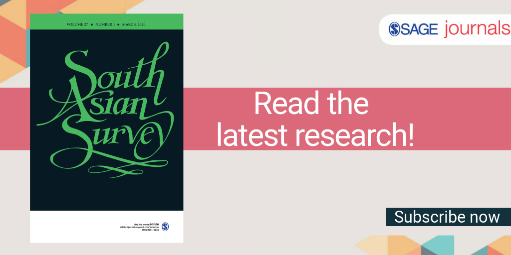 Read the latest research on the #Educational status of #Female #Youth in Nepal @ ow.ly/nlsO50z62fH #southasiansurvey #southasianstudies