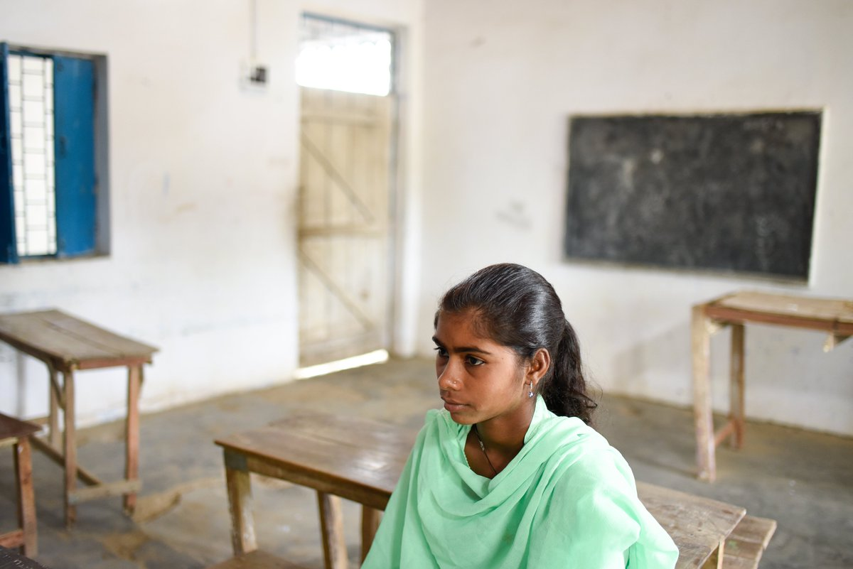 10 million more secondary school-aged girls could be out of school when the COVID-19 crisis is over.  Read more: