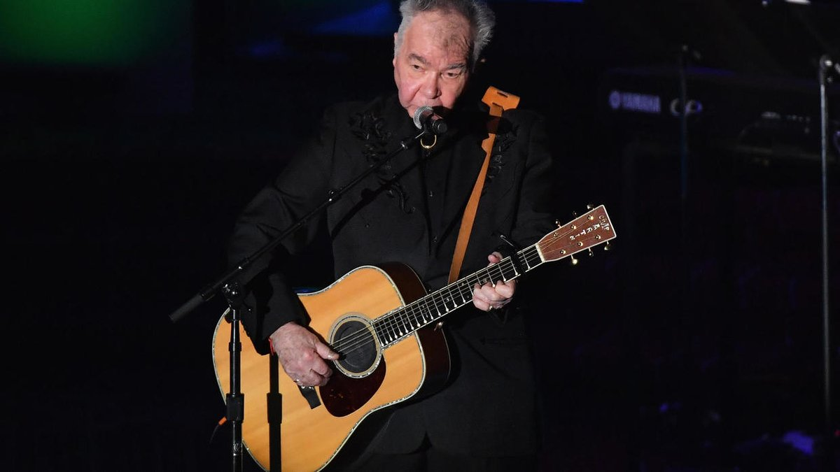 Legendary folk singer and songwriter John Prine dies at 73 of coronavirus complications