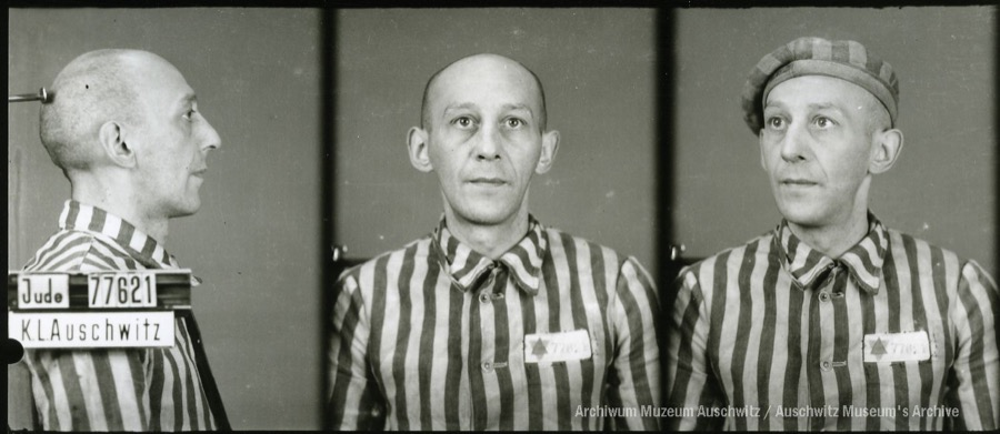 8 April 1927 | Polish Jew Eryk Baruch was born.  In #Auschwitz from 25 November 1942. No. 77621 Fate unknown.pic.twitter.com/fUPR9d2SiU