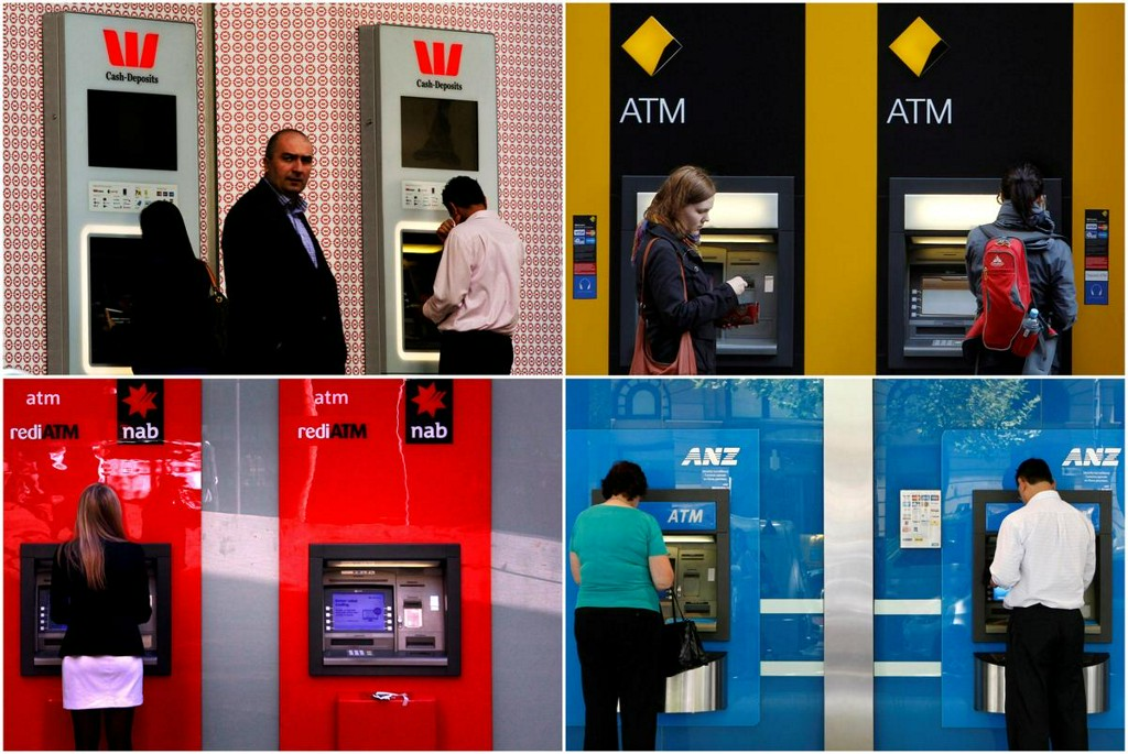 Australia's 'Big Four' banks see shares fall after regulator urges dividend deferral