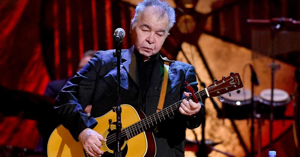 John Prine, folk singer-songwriter, has died at age 73