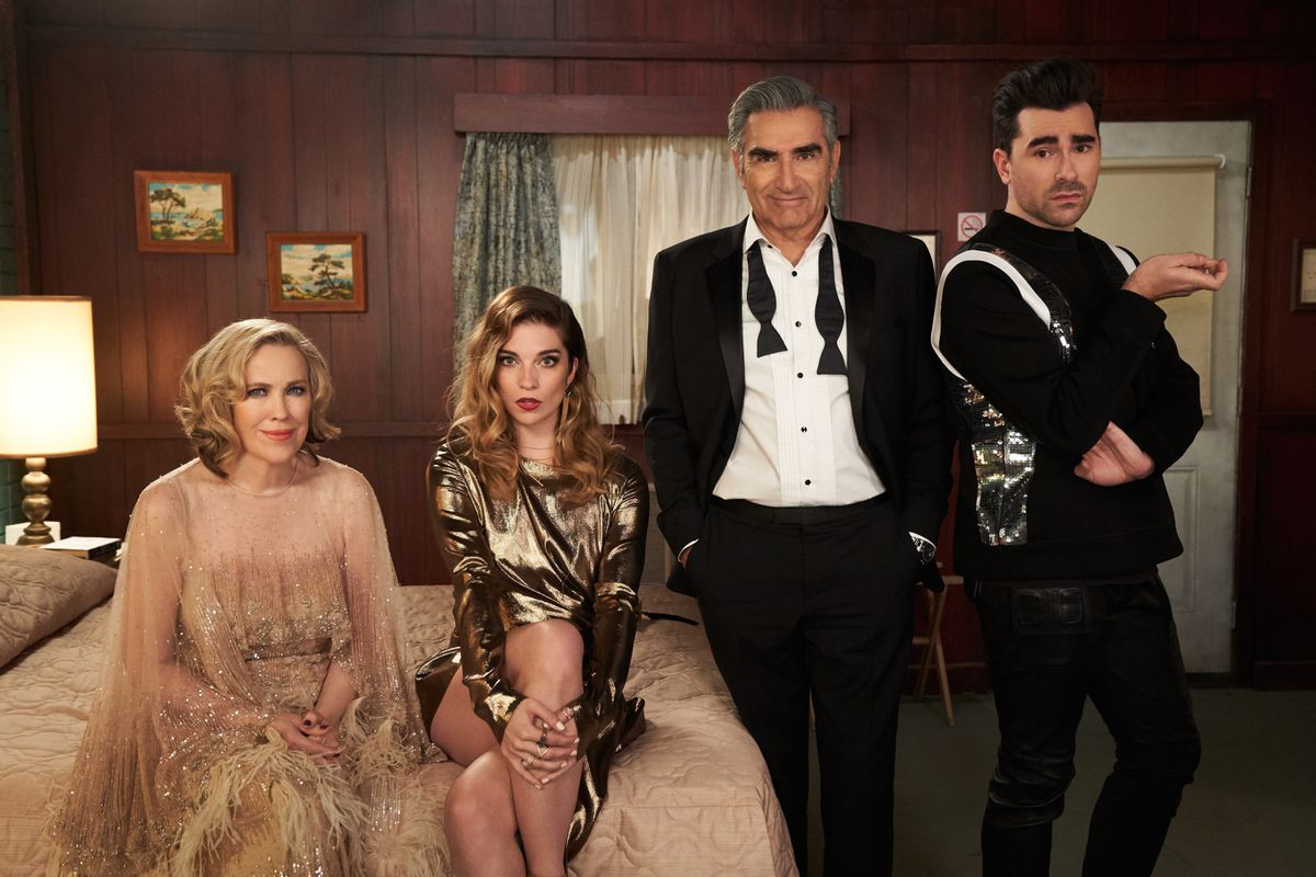Schitt's Creek finale provides a boatload of happy endings @GlobeArts