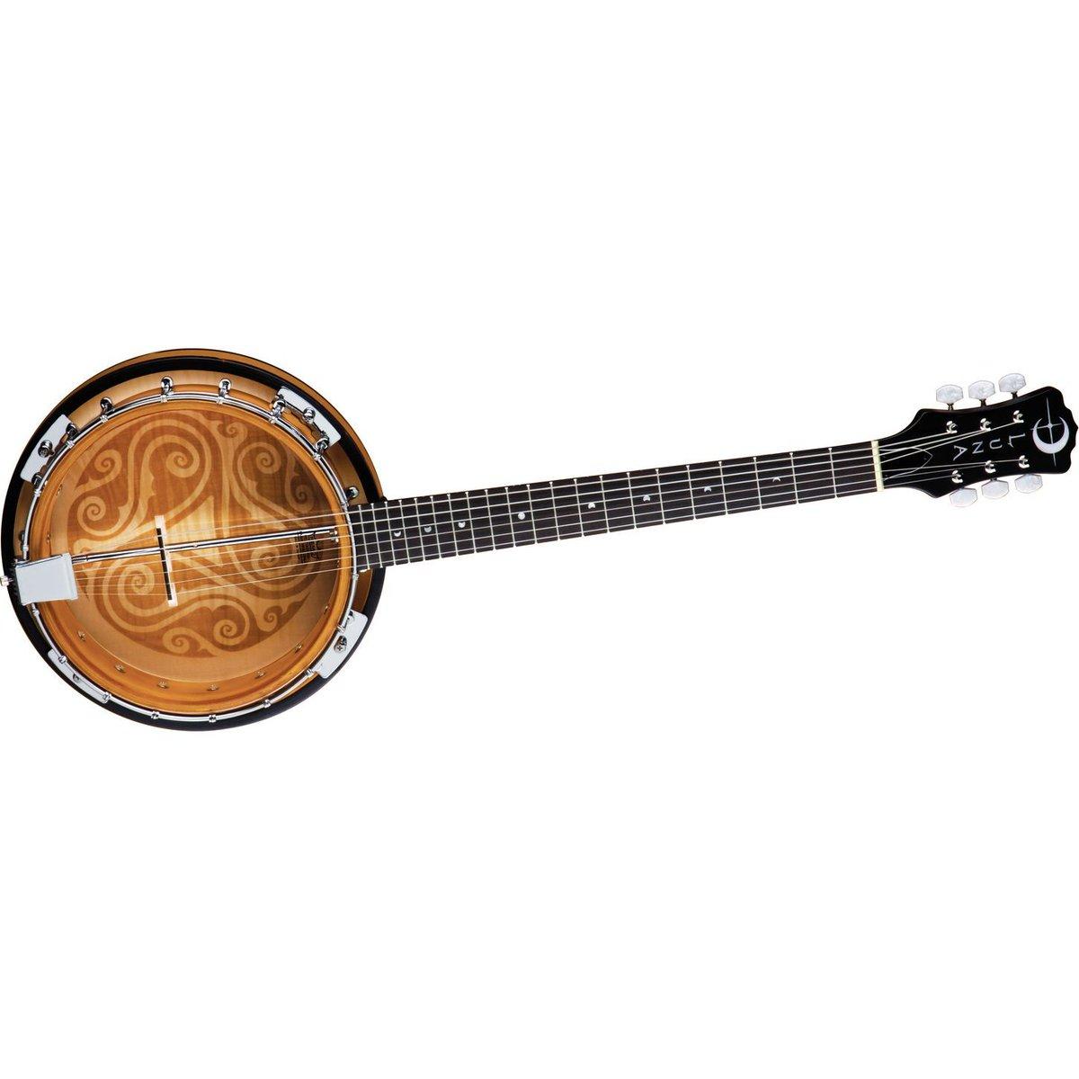 Luna Celtic 6-String Banjo  Shop now at http://bit.ly/LunaCelt6  #banjo #bluegrass #countrycurrent #fiddle #mandolin #celticgrass #irishmusic #bluegrassunderground #Americana #folk #country #jamband #celtic #JohnLennon #SundayMotivationpic.twitter.com/UyL6Ckq5q9
