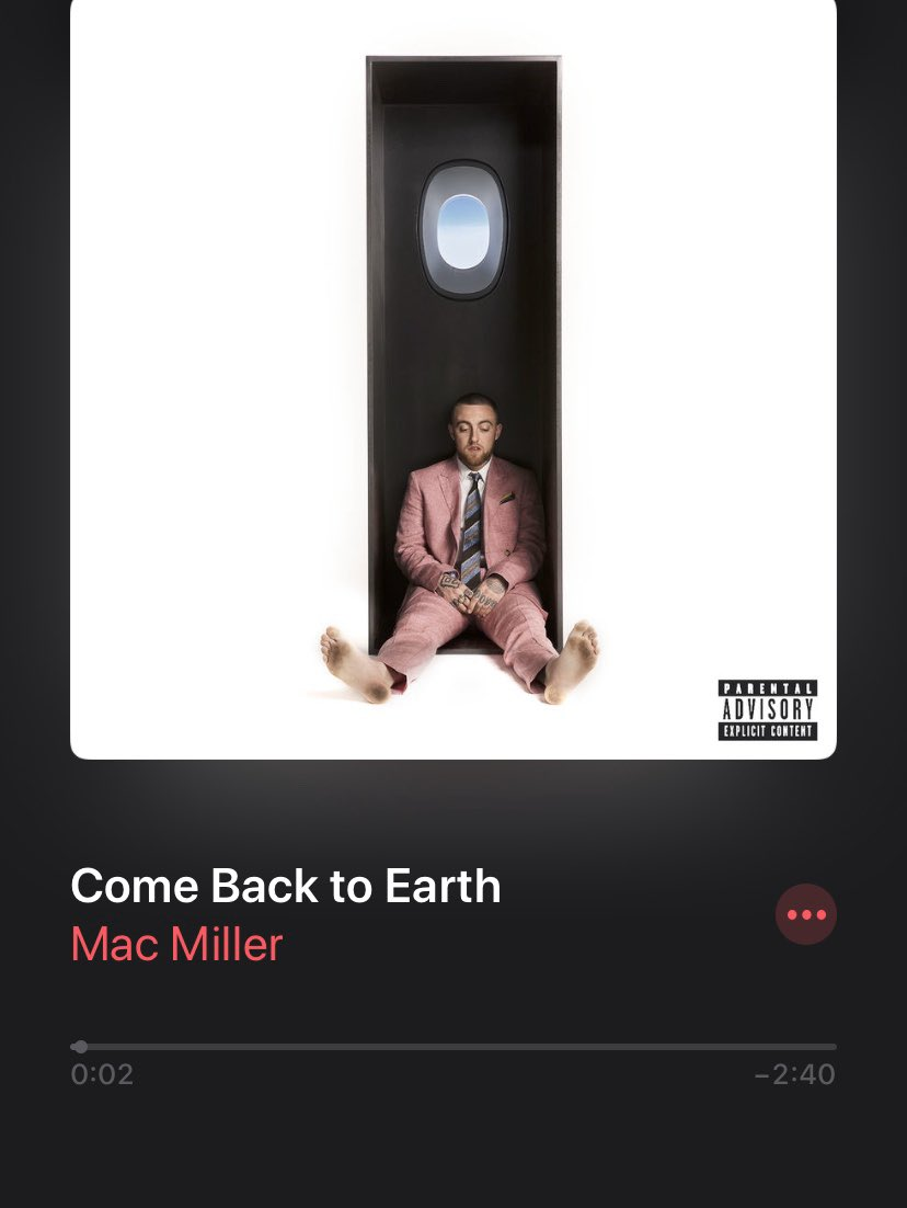 THIS IS SHREK'S FAVORITE MAC MILLER SONG OF ALL TIME