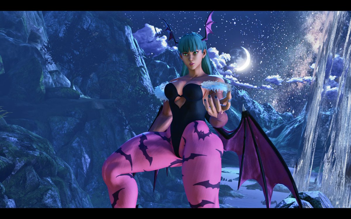 More Morrigan shots #StreetFighter #Darkstalkerspic.twitter.com/9Om9sEDbfC