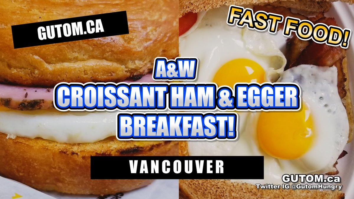NEW Video: Croissant Ham and Egger @AWCanada !   #food #foodies #foodie #foodblog #vancouver #vancouverbc #yvreats #yvr #vancity #yvrfoodies #vancouverfood #vancouverfoodie #vancouverfoodies #burnaby #newwest #surreybc #richmondbc #canucks