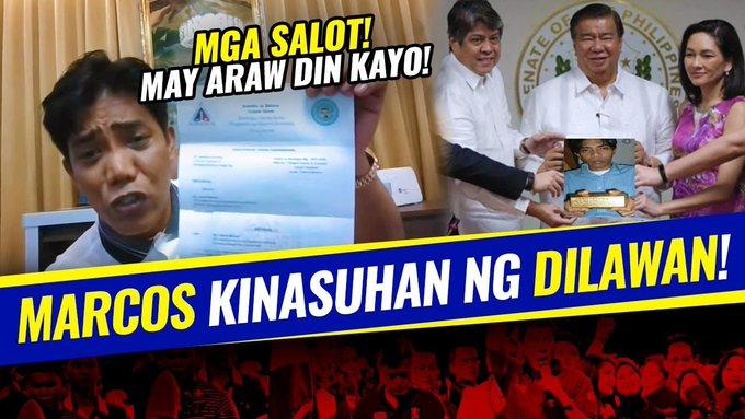 NAKAKAGULAT Francis Leo Marcos KINASUHAN NG MGA DILAWAN DAHIL TUMUTULONG SA KAPWA AT INGGIT! -  (2020)