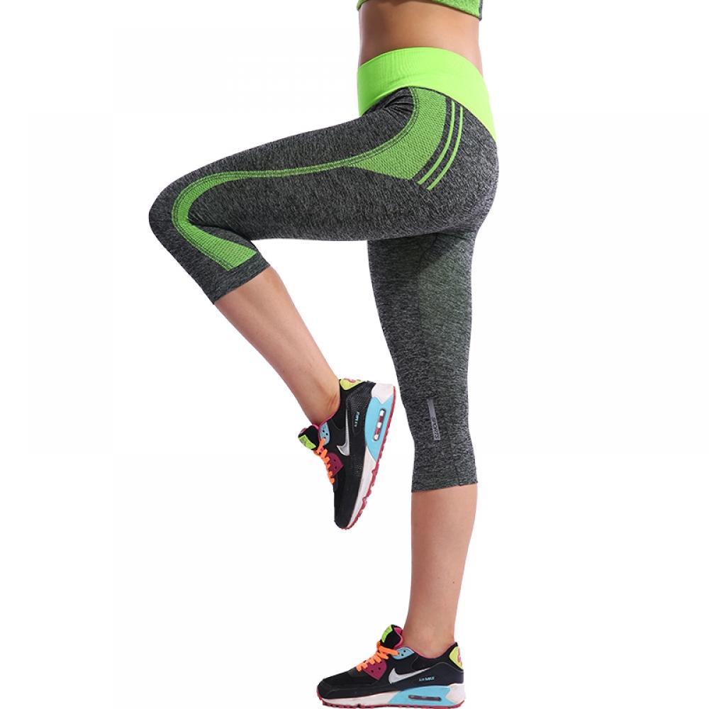 #fitgirl #weightloss Women High Elastic Capri Leggingspic.twitter.com/oerYQMV1fS