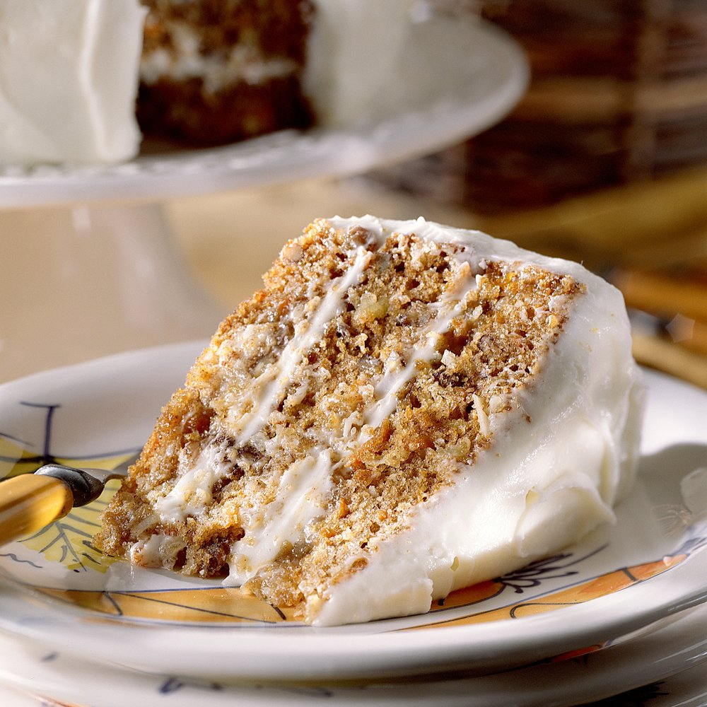 Wed like to introduce you to our best carrot cake recipe: trib.al/3WouBO2