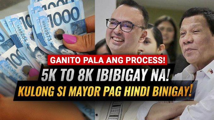 GANITO PALA ANG PROCESS PARA MAKUHA MO ANG 5K TO 8K NA AYUDA NG GOBYERNO! KULONG SI MAYOR NA KURAP! -  (2020)