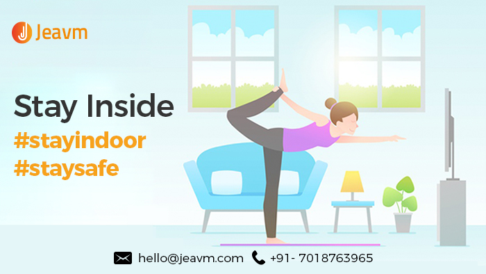 Stay home and indoor is the cure to this #pandemic. Be a responsible citizen and follow the #lockdown  #jeavm #lockdownindia #staysafe #stayindoor #lifestyle  #covid19 #urbanliving