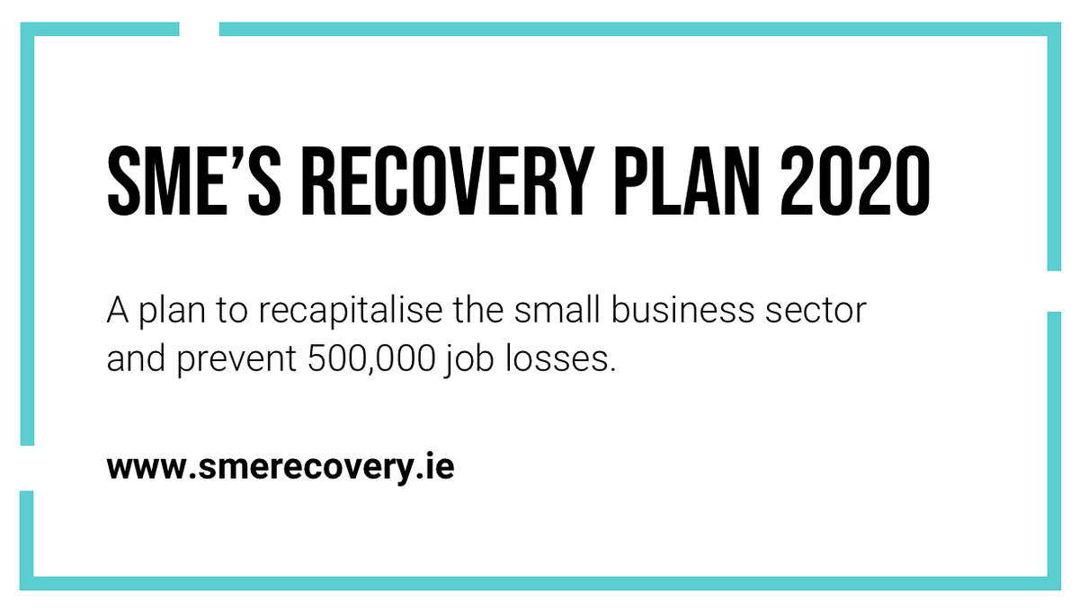 Go to https://t.co/MwLwbmwlsM to submit your views and ideas on what we as a society need to do to help the SME sector recover. We will submit a final version of the plan after Easter and push for a National SME recovery plan to be implemented by the government. https://t.co/CciH3nFKby