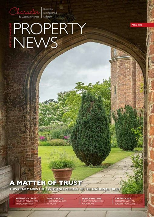 Our April magazine is out now. Click the link below to read it now #magazine #property #lifestyle #April