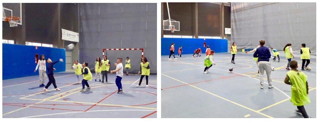 El #colpbol, una modalidad deportiva de espíritu educativo. Cooperación, igualdad, comunicación entre jugadores... así es este innovador deporte que forma parte del contenido didáctico del Centro #FundaciónRafaNadal de #Valencia: https://t.co/mKRqI2MpXw https://t.co/J1DsGhYEWl