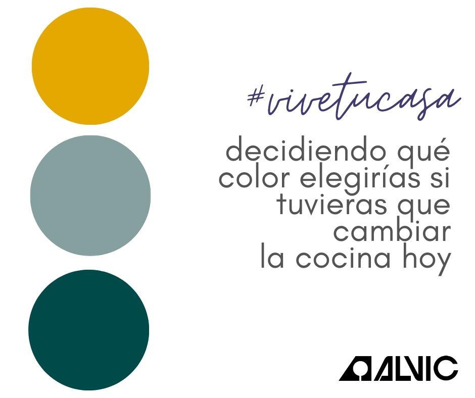 Si decidieses cambiar el color actual de tu cocina, ¿por cuál te decantarías? #vivetucasa https://t.co/4IV66Kwe9H