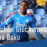 Image for the Tweet beginning: Happy Birthday, Makana Baku! Unser