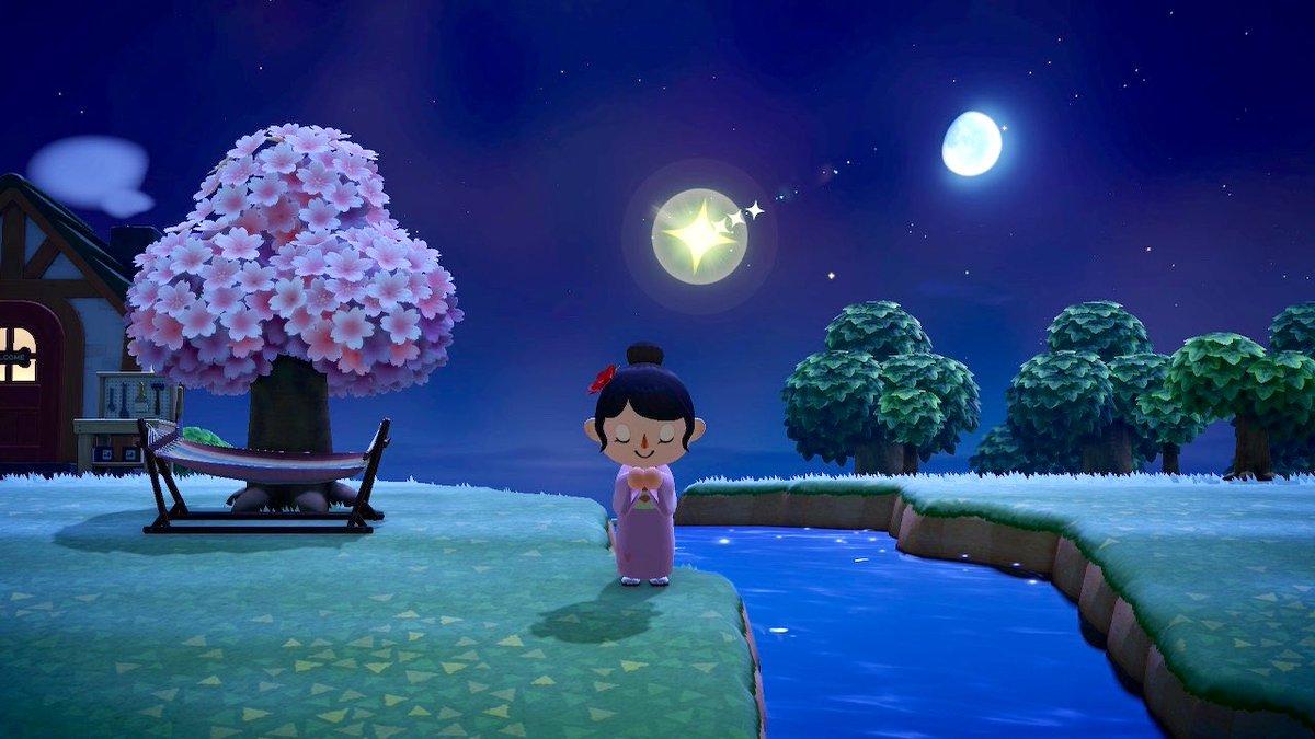 あつ森 流れ星 お祈り 回数