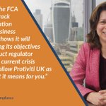 Image for the Tweet beginning: ProtivitiUK: The #FCA have has