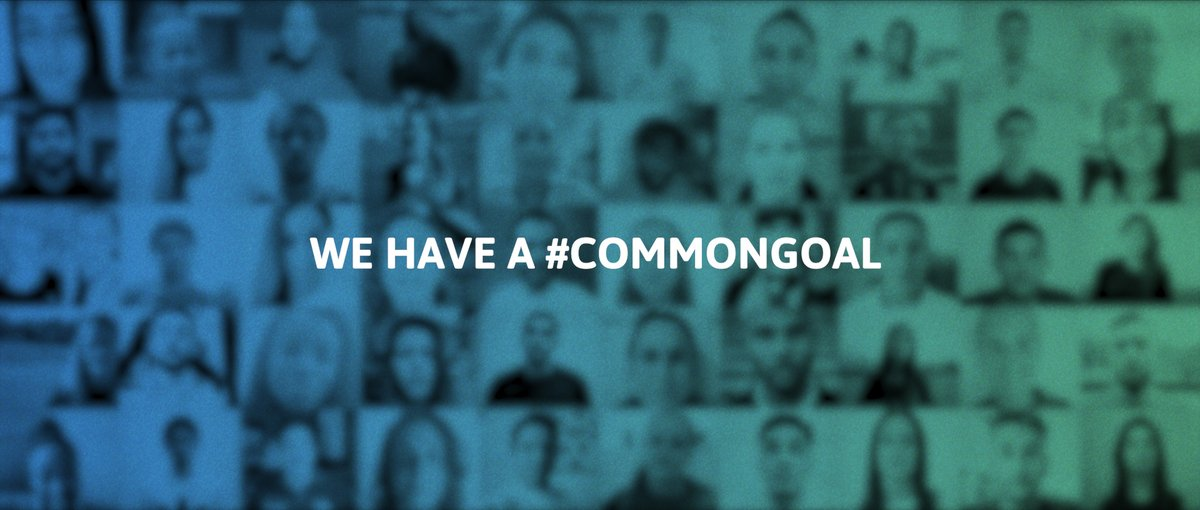 📺 Today we launch our COVID-19 Response Fund 🌍 To protect society's most vulnerable ❤️ Because we all have a #CommonGoal 🗣️ @SergeGnabry 👉 More Info: https://t.co/zmmgRK49mq https://t.co/roPe9mdkps