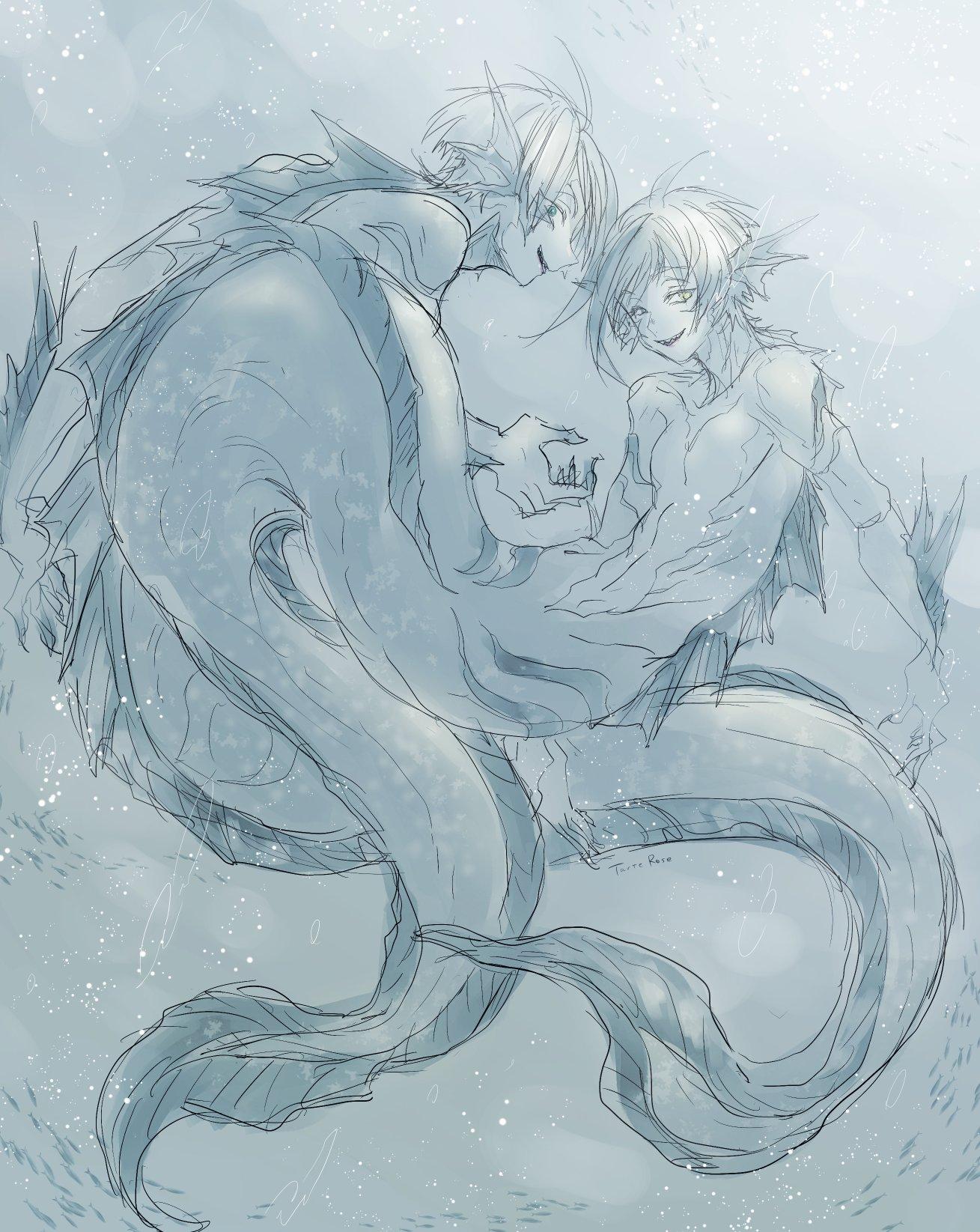 人魚 フロイド