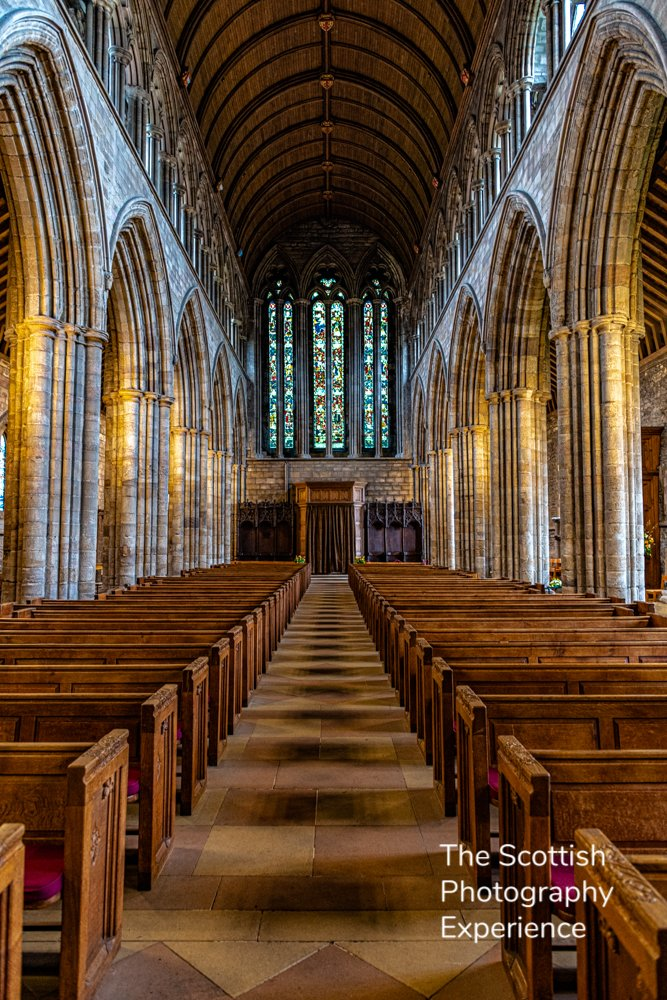 Interior of Dunblane Cathedral, Stirlingshire #Outlander Outlander #photo #Scotland #architecture #history #visitscotland #travel #travelphotography #photography #edinburgh #Glasgow @VisitScotland @HistEnvScot #CovidRelief