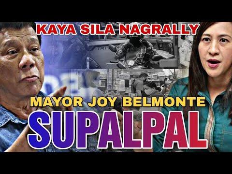 NAKATIKIM NG REALTALK SI MAYOR JOY BELMONTE DAPAT LAGING HANDA HINDI LAGING WALA BULOK NA SISTEMA -  (2020)