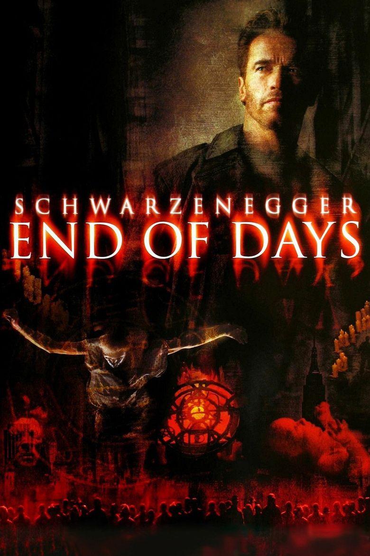 END OF DAYS (1999) #millenium #antichrist Arnold Schwarzenegger, Gabriel Byrne #action #horror  #posterpic.twitter.com/tMMLwQjDUA