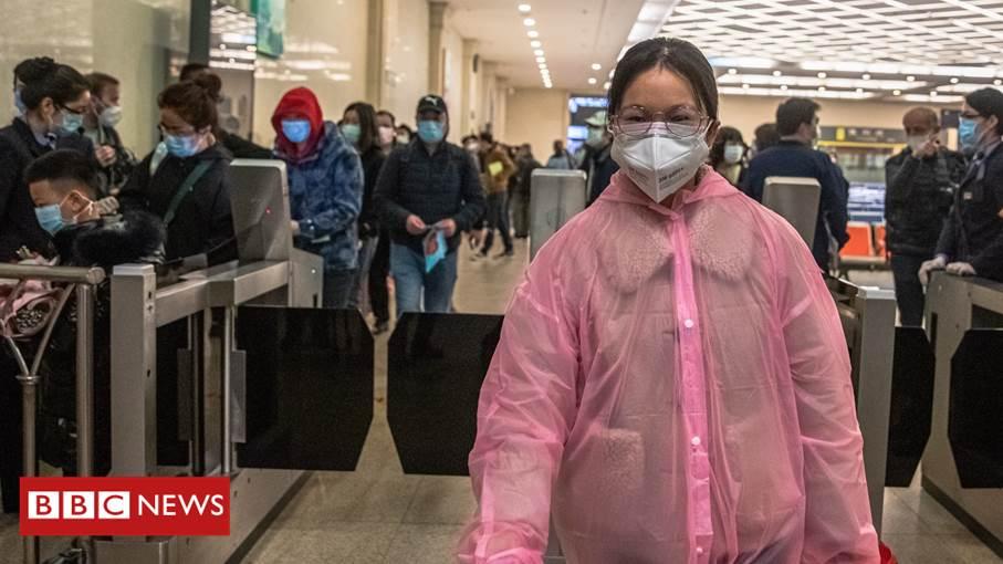 Wuhan, city where coronavirus emerged, ends lockdown  Latest updates: