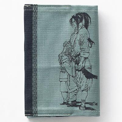 【本日発売】大人気の「十二国記」ブックカバーに〈雁〉と〈恭〉の2種が登場! 美麗かつ印象的なイラストを使用しました。各1210円(税込)。長さを見直し、シリーズ全巻が収められるようになりました!ご購入はこちらから