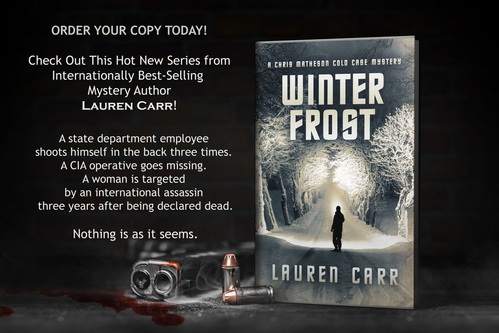 #audiblebooks #Review: Winter Frost is another fun & entertaining read. It is full of colorful characters, inc highly intelligent canine, Sterling....The plot has action, adventure, #mystery & #suspense. #audible #coldcase @iReadBookTours #ASMSG #IARTG https://buff.ly/30jAJW1 pic.twitter.com/vlra2zjYnx