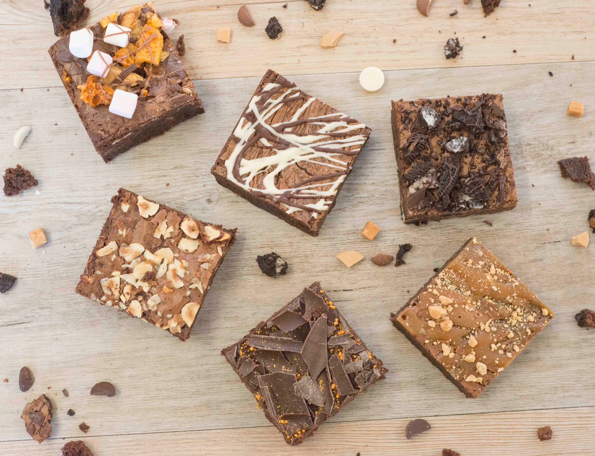Photography and taste testing for our team this morning (with social distancing). These variations of gluten free choc brownies may make to home delivery next week! That's if we don't eat them all first. #nefollowers #foodphotography #foodies